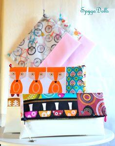 """Nuevas carteras de mano """"portatodo"""".....Disponibles en nuestra tienda on line spygadolls.bigcartel.com .. Para más info puedes ponerte en contacto con nosotros en spygadolls@gmail.com"""