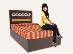 ¿Qué opinas de una cama o un sofá hecho de cartón para amueblar tu casa? Si te parece una locura