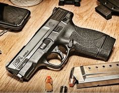 Some people were giving the new M&P Shield in .45 a lot of crap! I think it's awesome! Slim compact .45s are really fun to shoot! I love my 9mm shield so this one is next on my list for sure. And if you compare the specs to the 9mm version the 45 is barely larger. I'll have to get my hands on one before I buy but it's looking promising Especially with the new grip texture and forward serrations! #shieldsquad #pistol #handgun #smithandwesson #shieldpistol #9mm #9x19mm #edc #45 #45acp…