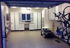 As an extension of the home, garages should be treated with the same respect as the rest of the house in regards to storage and organization.