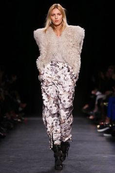 Isabel Marant Ready To Wear Fall Winter 2014 Paris - NOWFASHION