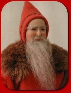 St Nick the original Elf!
