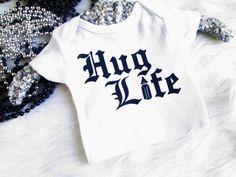 T-shirt or Onesie U Pick Colors Hug Life boys door CandycoatedDreamz
