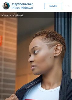 Low fro and cut Tapered Natural Hair, Natural Hair Styles, Tapered Afro, Au Natural, Short Hair Cuts, Short Hair Styles, Pixie Styles, Twa Hairstyles, Haircuts