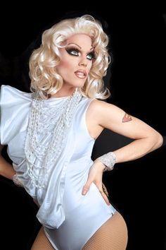 Drag Queens, Drag Race Season 2, Morgan Mcmichaels, Trinity Taylor, Rupaul Drag Queen, Violet Chachki, Adore Delano, Pretty Men, Curled Hairstyles