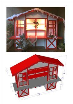 ESPOSITORE EMOZIONALE  Struttura realizzata in MDF a forma di CASA dotata di illuminazione interna. Per costi e dettagli contattatemi a.... info@luisaferrara.com