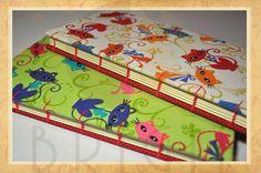 Handmade book / bookbinding - SketchBook for ideas - Handbound book - Handbound Journal