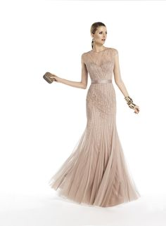 Vestidos de fiesta de Pronovias 2014 #vestidos #invitadas #boda Gown, attire,evening dress,night dress