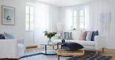 Rosa palo para una decoración femenina y delicada decoración salones comedores nórdicos decoración en blanco Decoración de interiores decoración de comedores cocinas blancas modernas blog decoracion interiores