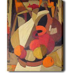 <li>Artist: Unknown</li> <li>Title: Still Life</li> <li>Product type: Gallery-wrapped canvas art</li>
