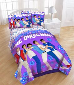 One Direction Comforter Bedding Set