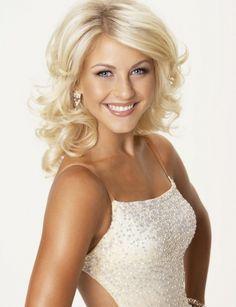 Julianne Hough- so pretty. And she seems sweet