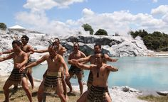 Te Puia Cultural Performances and Geothermal Valley - Rotorua, New Zealand (North Island)