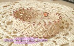 Macrame bracelet/Hemp