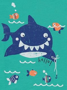 Shark T-shirt, read reviews and buy online at George at ASDA. Shop from our latest range in Kids. Get ready to snap up this gorgeous tee. It's brilliantly bo...