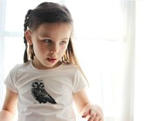 owl shirt - by mimi mouse