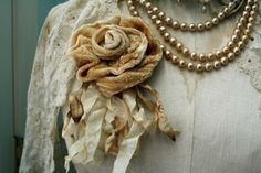 Silky Velvet Flower