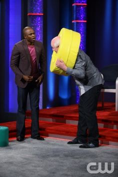 Whose Line is it Anyway -- Colin Mochrie and Wayne Brady
