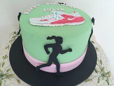 Cake for marathon runner  https://www.djpeter.co.za