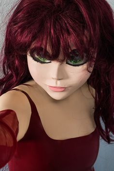 Laurie Simmons — Kigurumi, Dollers and How We See http://www.weheart.co.uk/2014/04/03/laurie-simmons-kigurumi-dollers-and-how-we-see/