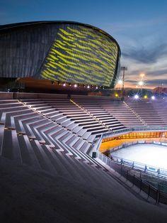 Parco della Musica Auditorium, Rome | Renzo Piano Building Workshop; Photo © Agnese Sanvito | Archinect