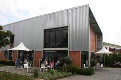 Vovo Telo restaurant in Newtown, Johannesburg