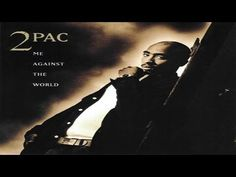 Me Against the World is the third studio album by American hip hop artist Tupac Shakur. It was released March 1995 on the Interscope Records label Tupac Albums, Rap Albums, Hip Hop Albums, Tupac Shakur Albums, 2pac Greatest Hits, Greatest Albums, Leandro E Leonardo, Chistes, Album Covers