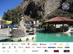 #eventosperu VIVA EN EL MUNDO. Uno de los atractivos de la ciudad de Huancavelica, son los Baños Termales de San Cristóbal. El agua es de color verde, despidiendo un olor sulfuroso con temperaturas promedio entre  los 18º y los 22º grados. También, cuenta con un centro de recreación y entretenimiento. Le invitamos a conocer más sobre este increíble país, participando en el evento VIVA PERÚ 2015. www.vivaenelmundo.com