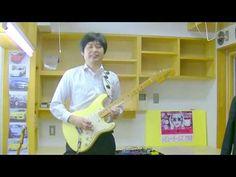 カノンロック【canon rock】を覚えたので弾いてみた。