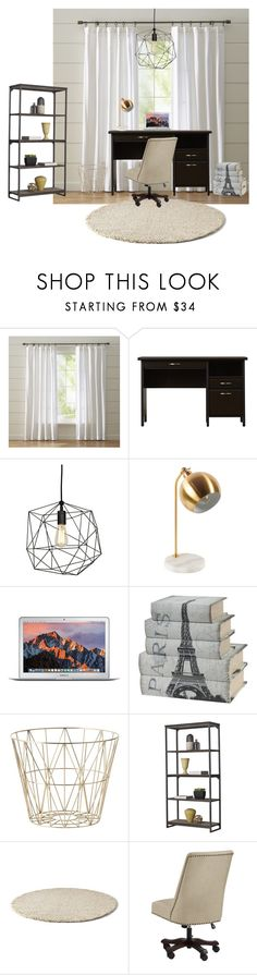 """""""Untitled #287"""" by natalyholly on Polyvore featuring interior, interiors, interior design, home, home decor, interior decorating, Wallace, ferm LIVING and Pier 1 Imports"""