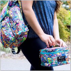 Jujube accessories including Be Organized, Be Rich, Mega Tech, and Be ready. Click to see how they are like!