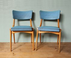 Stuhl * 1950er von mill vintage auf DaWanda.com