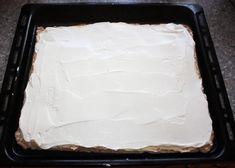 Fantastický mandľový zákusok, recept | Tortyodmamy.sk Sweet Desserts, Pie, Cakes, Food, Mascarpone, Torte, Cake, Cake Makers, Fruit Cakes