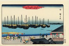 Famous Places in Edo: A Hundred Views