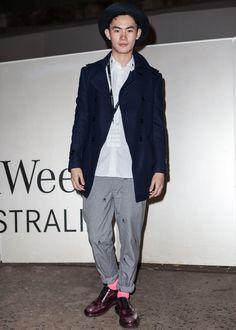 STREETSTYLE | Mercedes-Benz Fashion Week Australia Day #2 » Fucking Young!
