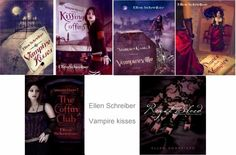 Vampire Kisses. Love them, even have the Manga, met the author, have a picture with her, and have the books signed! =D