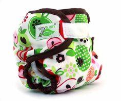Tiny Tush One Size Mini Newborn Diaper Cover Review