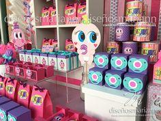 Ksimeritos Candy Bar/Cumpleaños Casimeritos/Mesa de dulces Casimeritos