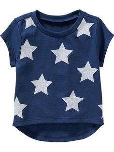 Graphic Hi-Lo Tee for Baby Product Image