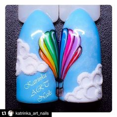 #Repost @katrinka_art_nails with @repostapp ・・・ ☁️ВОЗДУШНЫЙ ДИЗАЙН☁️…