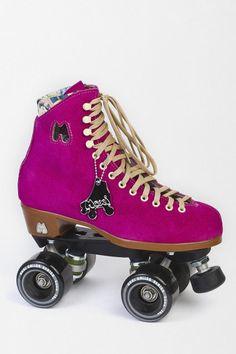 Moxi Lolly Roller Skates..mi carica solo questo colore ma nn potete credere che bello sia il verde acqua!
