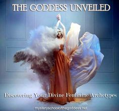 The Goddess Unveiled – Discovering Your Divine Feminine Archetypes with Brandi Auset | Mystery School of the Goddess