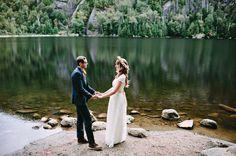 Indie Woodland Wedding: Amanda + Andrey | Green Wedding Shoes Wedding Blog | Wedding Trends for Stylish + Creative Brides