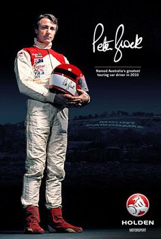 Peter Brock - racer