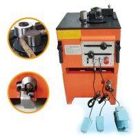 Industrial Rebar Bender and Cutter. Net Weight 145kg