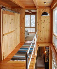 Catskills House, Roxbury, NY | Peter Brotherton Architect, P.C.