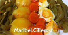 Fabulosa receta para Verduras al vapor con huevo cocido. Es una receta muy sencilla, ideal para tomar antes o después de hacer algún exceso, como suele pasar en las fiestas Navideñas.