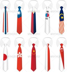 Illustration about Illustration vector of Nationality Tie. Illustration of korea, nationality, flag - 5940227 Design Art, Graphic Design, Object Drawing, Digital Illustration, Taiwan, Adobe Illustrator, Flag, Graphics, Tie