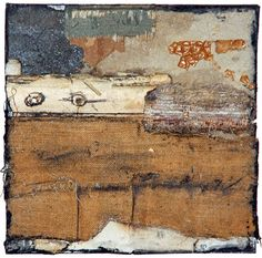 He Called Me Out Upon The Waters - Collage Mixed Media by Crystal Neubauer