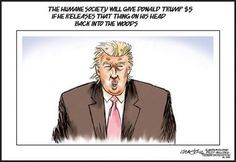 """Like a crack addict looking for a fix, Donald Trump staged a """"major announcement"""" about President Obama at noon on Wednesday that he claimed could shake up the election."""